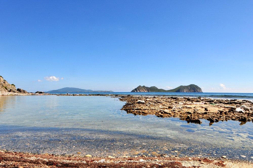 Copper Island Bay, Cooper Island