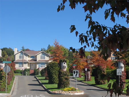 Bennett Valley Hgts, Santa Rosa