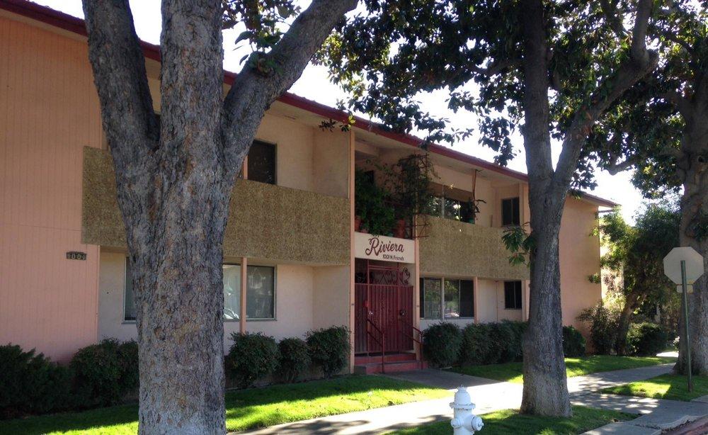 Riviera Apartments, Santa Ana