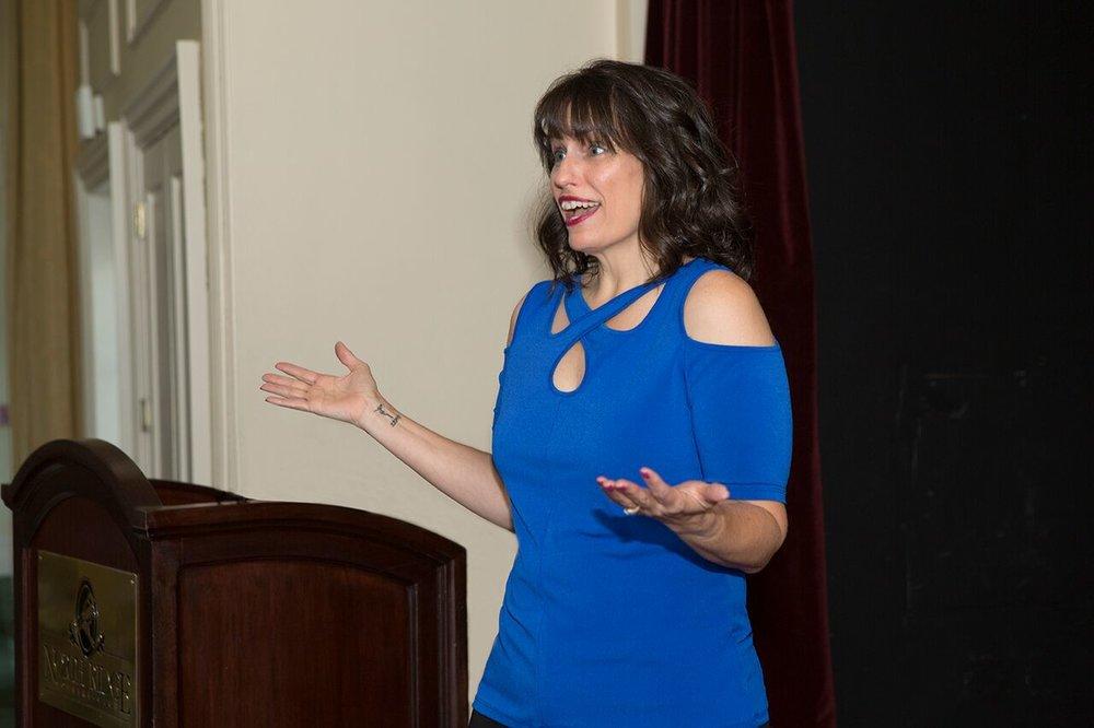 Keynote Speaker Stephanie Hester