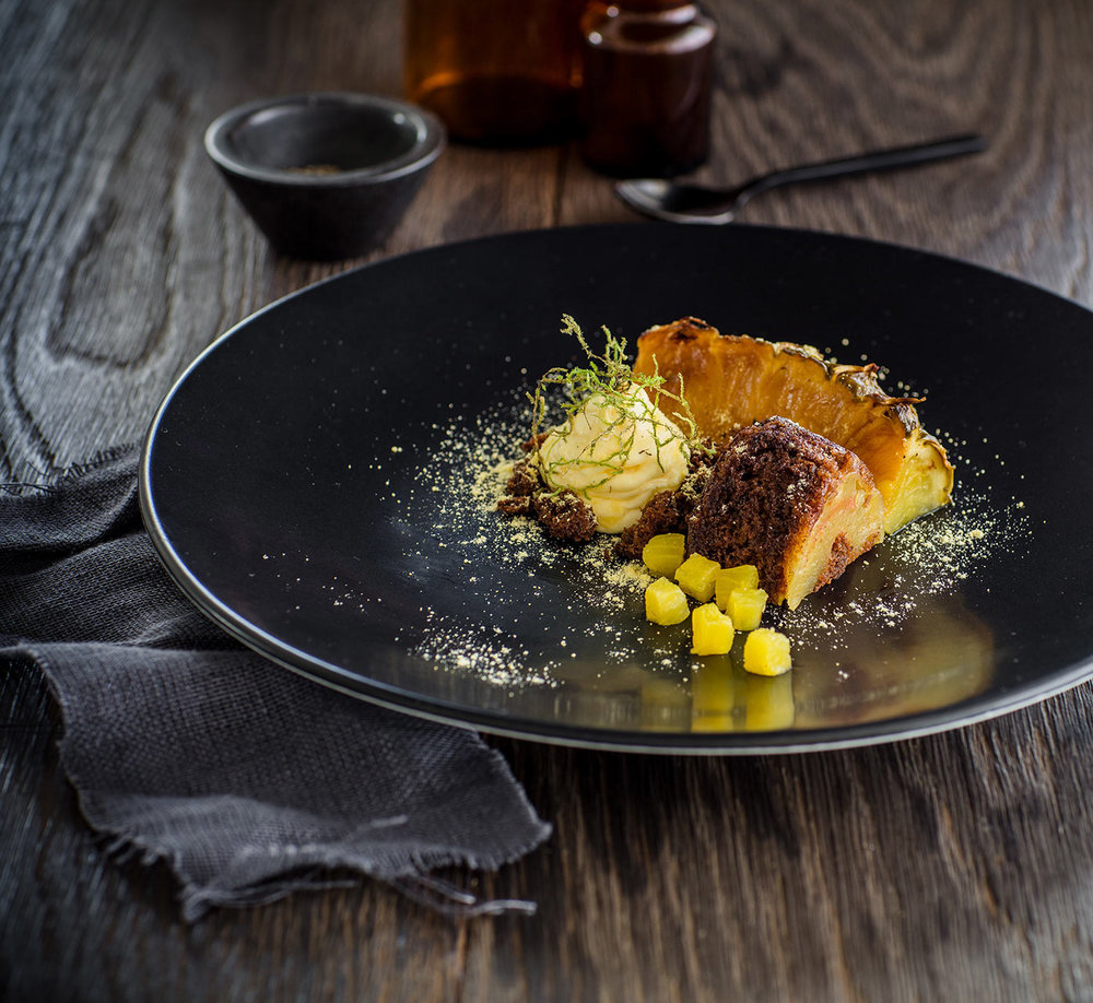 PLATED DINNER -