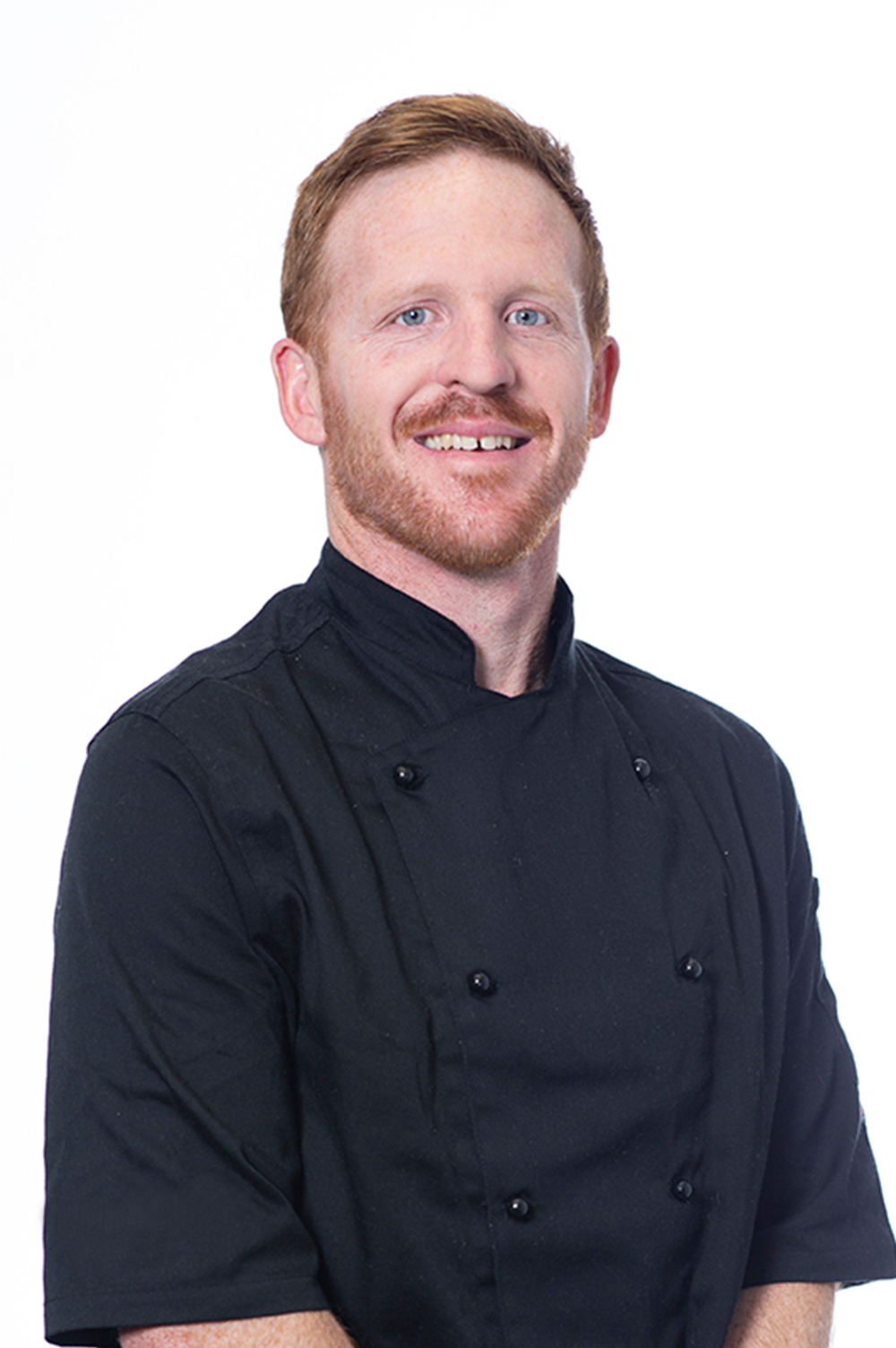 TIM CARTER - HEAD CHEF, FMG STADIUM WAIKATO
