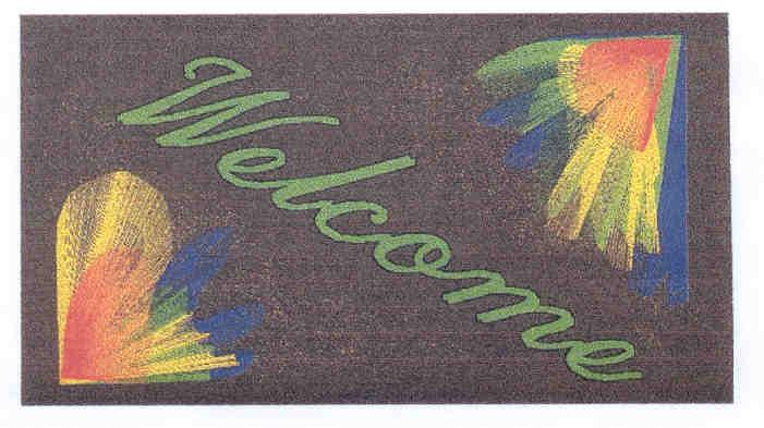 Welcome mats
