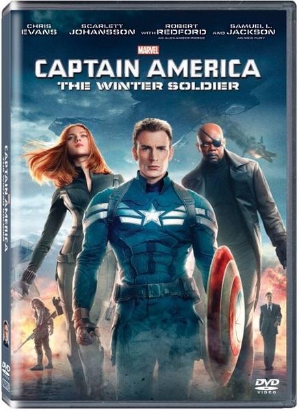 Captain America:The Winter Soldier - Out nowStarring: Chris Evans, Scarlett Johannson, Samuel L JacksonRating: 5/5