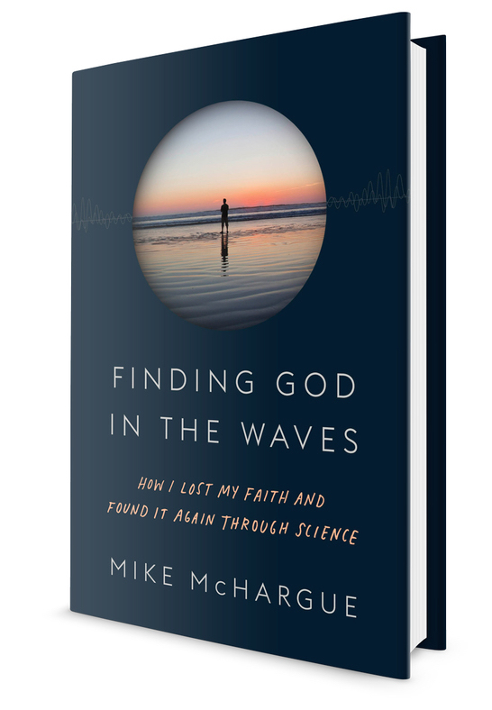 - Finding God in the Waves: How I lost my faith and found it again through science is available now from Koorong and Amazon.