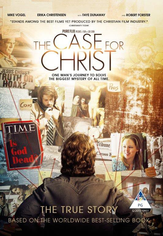 The Case for Christ - PGRating: 3 / 5