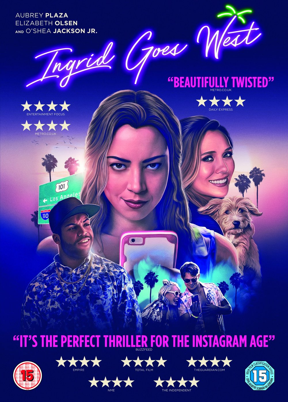 Ingrid Goes West - MA15+Rating: 3.5 / 5