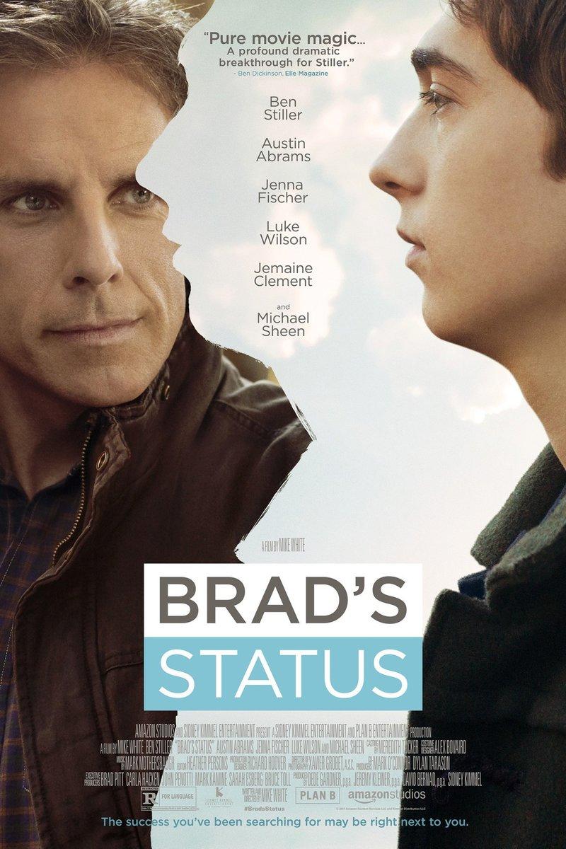 Brad's Status - MRating: 4 / 5