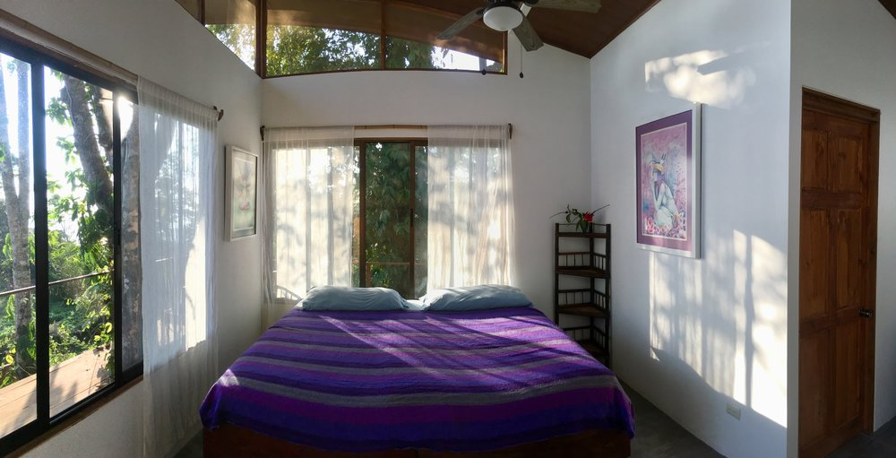 PRIVATE CABINA  Features: Ocean Views, King Size Bed (or two singles), Full bath & Kitchen
