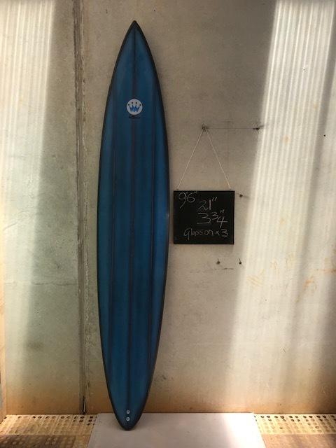 """9' 6"""" Deep Water, $ 1600. Sold"""