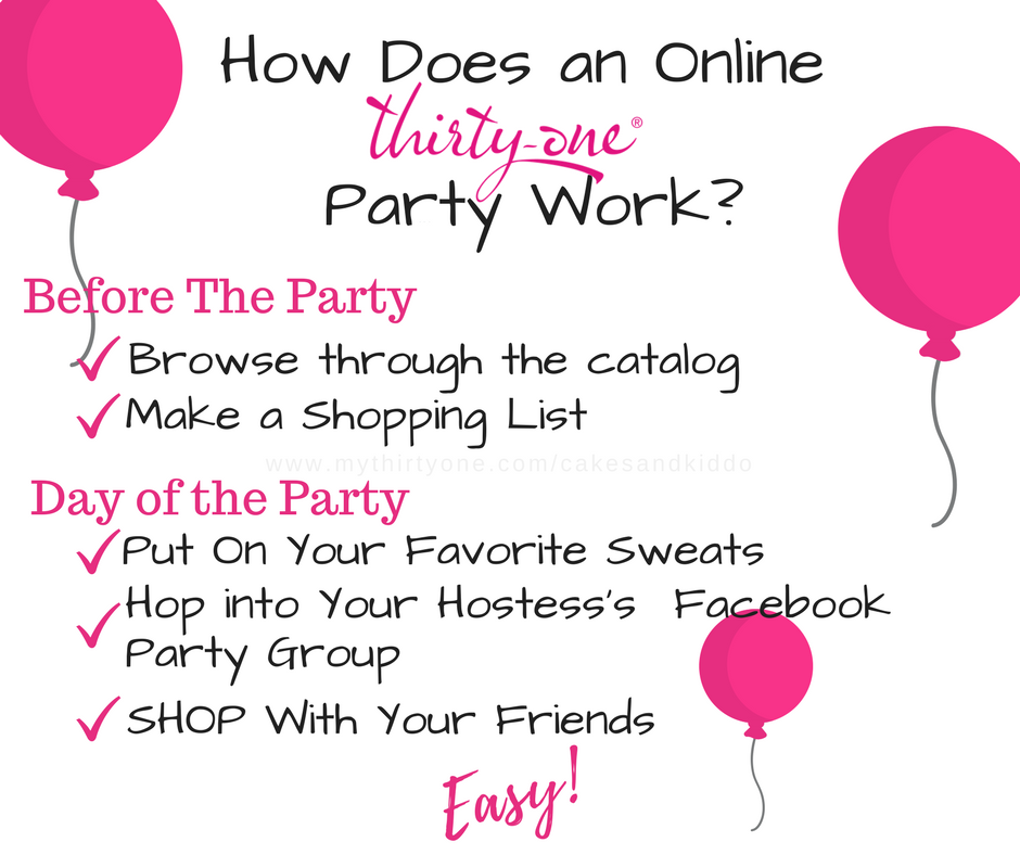 1 2 3 how to shop a thirty one party online your frugal neat freak