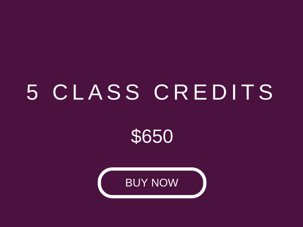 1 credit ($130) for all classes, except Pilates on the Reformer which requires 2 credits ($260). Valid only at our Lantau Studio, for 4 weeks from purchase date. Subject to 3% payment fee for online payments.