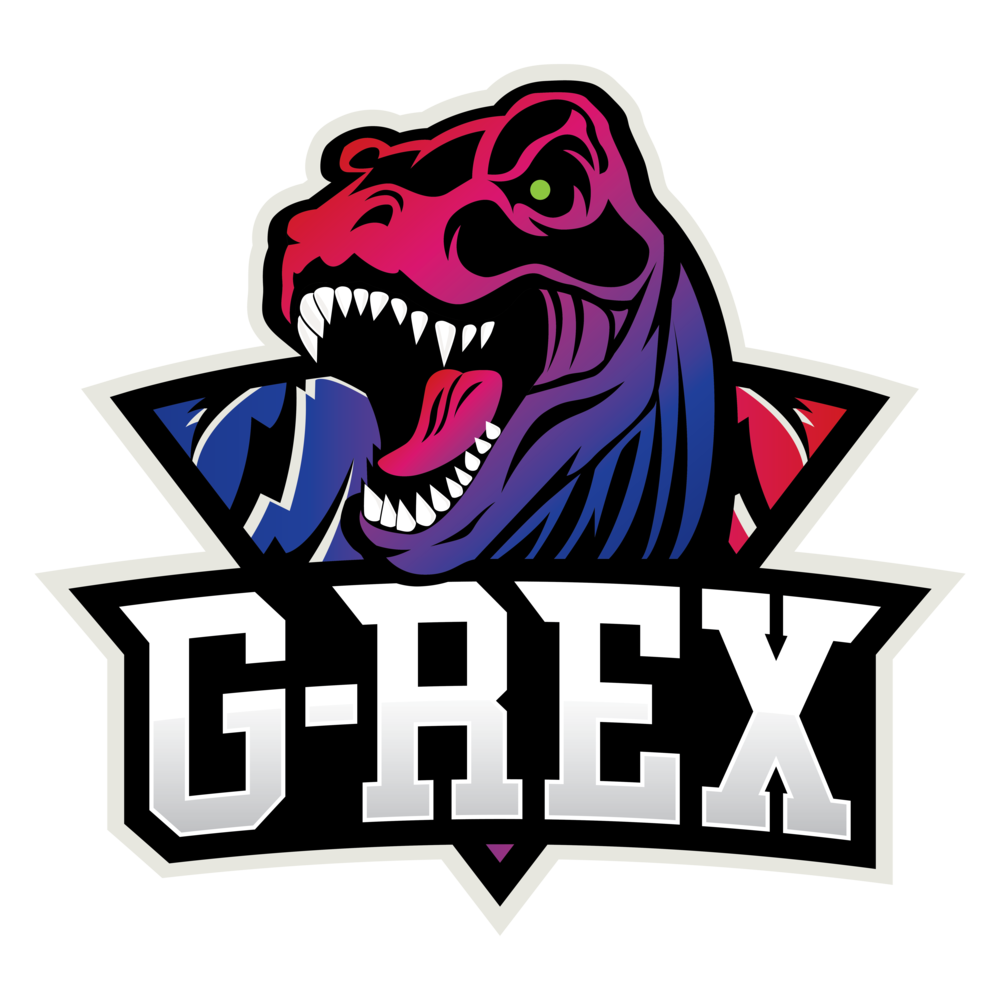 G-REX (LOL) - •2018年賽季全新隊伍•由前Raise Gaming (RG) 隊員組成,創下台港澳英雄聯盟頂級聯賽開季五連勝•成軍一年便成功由次級聯賽 (ECS) 隊伍晉升為LMS職業聯賽,打入春季季後賽決賽