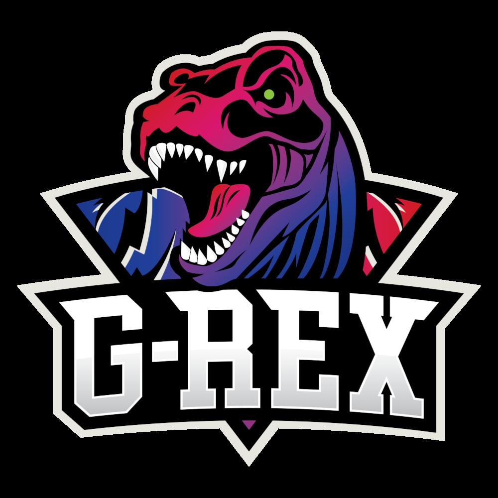 G-REX (LOL) - •2018年賽季全新隊伍•由前Raise Gaming(RG)隊員組成,創下台港澳英雄聯盟頂級聯賽開季五連勝•成軍一年便成功由次級聯賽(ECS)隊伍晉升為LMS職業聯賽,並打入春季季後賽決賽