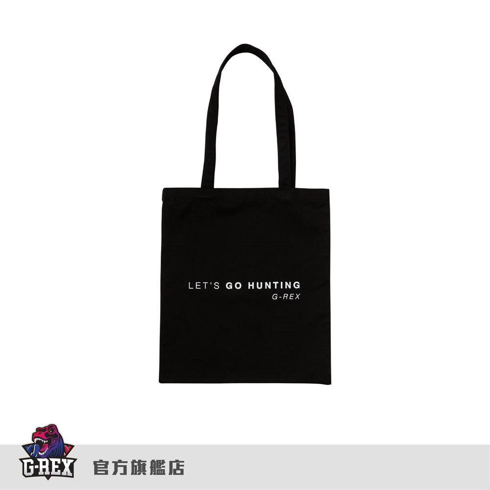 [G-Rex] LET'S GO HUNTING 布袋      HKD $120