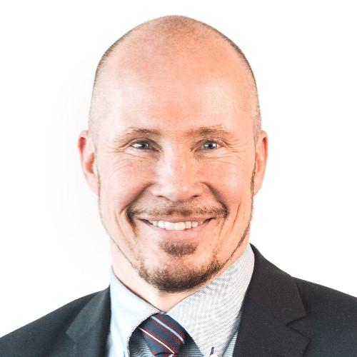 Päätuomari Kari Juutilainen, InHunt Group