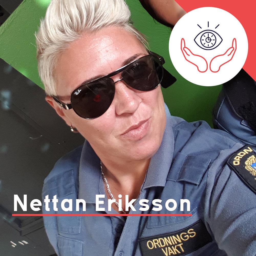 Nettan Eriksson