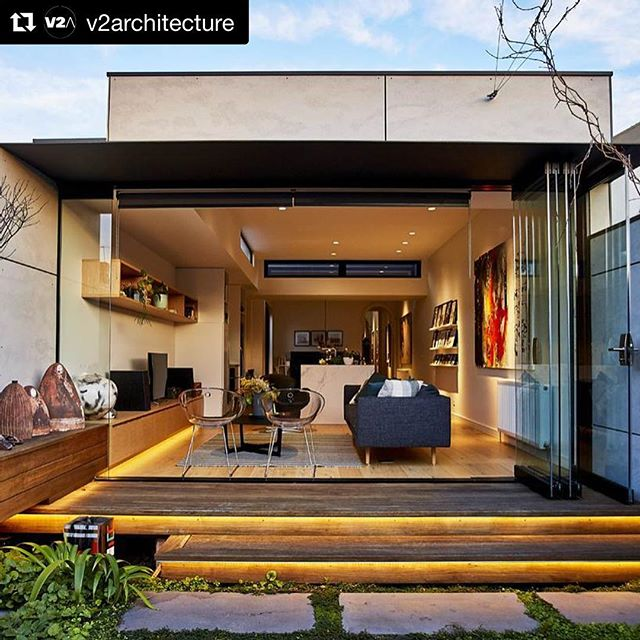 #Repost @v2architecture with @repostapp #melbourneelectrician #melbournebuilder