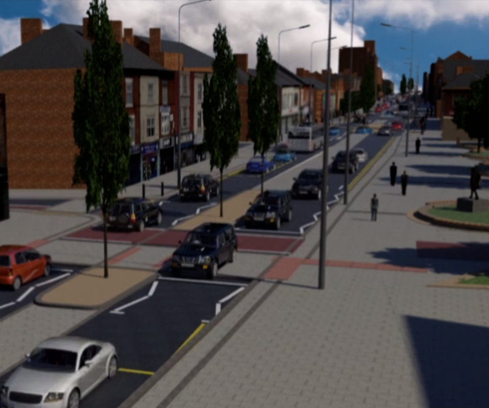 High Street Improvement Testing