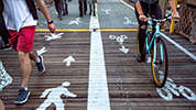 Pedestrian & cyclist schemes