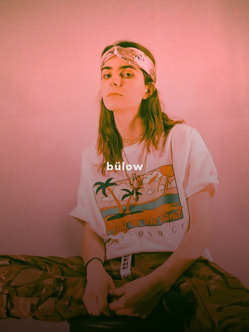 "Featured Song:   Not A Love Song    Genre:  Pop   Bülow , an 18-year-old pop singer-songwriter, grew up in Germany and has lived in England, Canada, the United States, and the Netherlands. After being discovered at a summer camp in 2016, Bülow began collaborating with a number of Canadian writers and producers. Bülow currently resides in the Netherlands, where she recently completed high school. In November of 2017, Bülow released her debut EP  Damaged Vol. 1 , garnering her the title of ""New Artist of the Week"" by Apple Music Canada. She released her second EP  Damaged Vol. 2  in June of 2018.   Twitter:   twitter.com/bulow    Facebook:   facebook.com/BulowOfficial    Instagram:   instagram.com/bulow     Soundcloud    