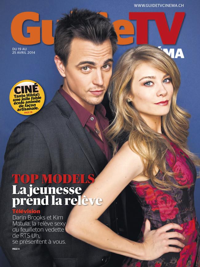 Guide TV Cinéma - Guide TV, le programme TV en combinaison avec Cultura, diffusé avec les 4 journaux leaders en Romandie