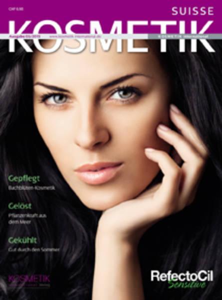 Kosmetik International Suisse - Das führende Fachmagazins der Kosmetik-Branche mit 6 Ausgaben im Jahr