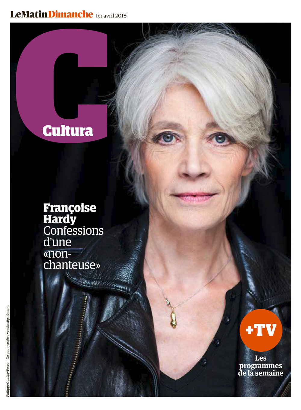cultura - Cultura, das Kulturmagazin von Le Matin Dimanche. Teil des TVTop-Combis