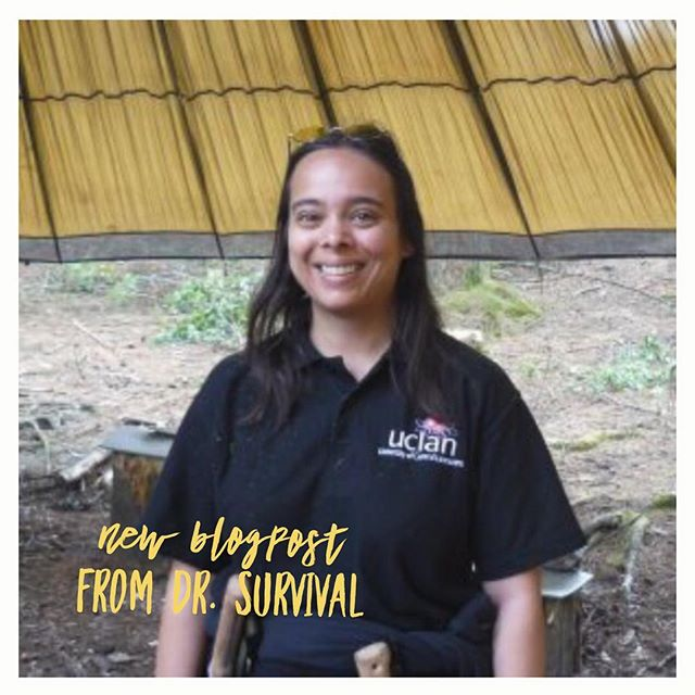 """Up on the Wild Women Challenge Website there's a guest post from Dr Sarita Robinson (aka Dr Survival on Twitter). A Senior Lecturer in Psychology at @uclanuni Dr Robinson specialises in Survival Psychology and has spent over 15 years researching people's reactions to disasters and survival situations, and what we can do to increase our chances of surviving. Hyperemesis gravidarum has many parallels with a survival situation for those suffering, which was one of the drivers for Emma and I to undertake a challenge with an element of """"survival"""" in it. I asked Sarita# for some tips on how we can prepare mentally for the challenge ahead... Click on the link in our bio to read [or find it on the Wild Women Challenge website]"""