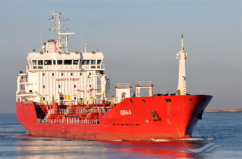 5.800 dwt Chemical tanker built in 2007 at Istanbul Shipyard, Turkey. Manager: Sener Petrol Denizcilik Flag: Turkey AIS Type: Tanker Ownership: 5% Fixed on a 30 months time charter to North Sea Tankers (Sinochem) with commencement February 2019 at USD 7.850 per day for first 12 month, then USD 7.900 per day thereafter.