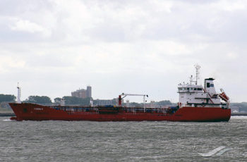 5.800 dwt Chemical tanker built in 2006 at Yildirim Shipyard, Istanbul, Turkey. Manager: Sener Petrol Denizcilik Flag: Turkey AIS Type: Tanker Ownership: 5% Fixed on a 24 months time charter to North Sea Tankers (Sinochem) with commencement February 2019 at USD 7.850 per day for first 12 month, then USD 7.900 per day thereafter.