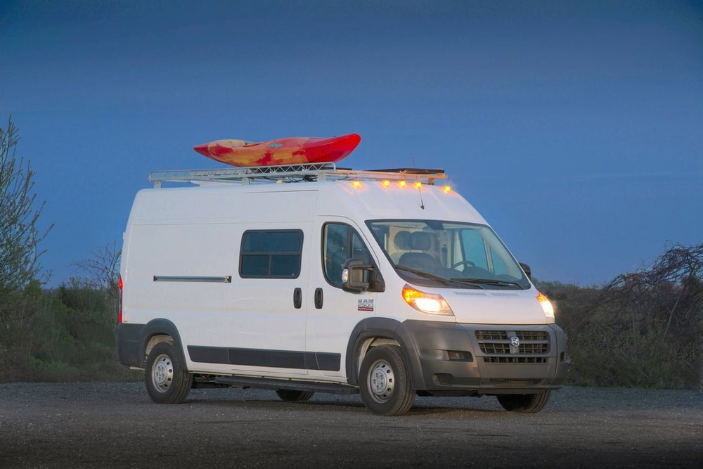 Off Grid Adventure Vans - Our mission at OGAVans is to produce the most affordable, turnkey camper vans on the market.
