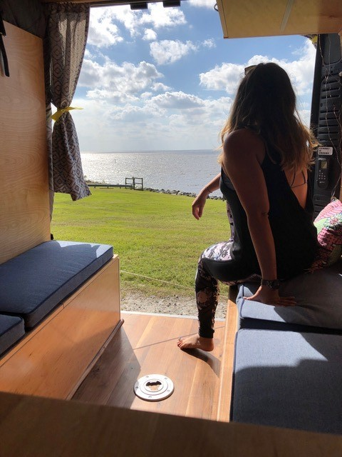 Customer Review: - I am so incredibly thankful to OGAVans for helping me make my vanlife dreams a reality. Check out the beginning of my journey trading in my cubicle for wide open spaces!https://www.flitfloatflyaway.com/settling-in-to-vanlife/-Lauren Ettinger@fitfloatflyaway