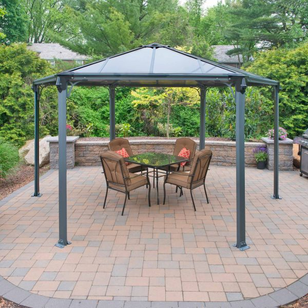 Chatsworth Garden Gazebo   The Chatsworth Garden Gazebo Allows You To  Transform Your Outdoor Space Into