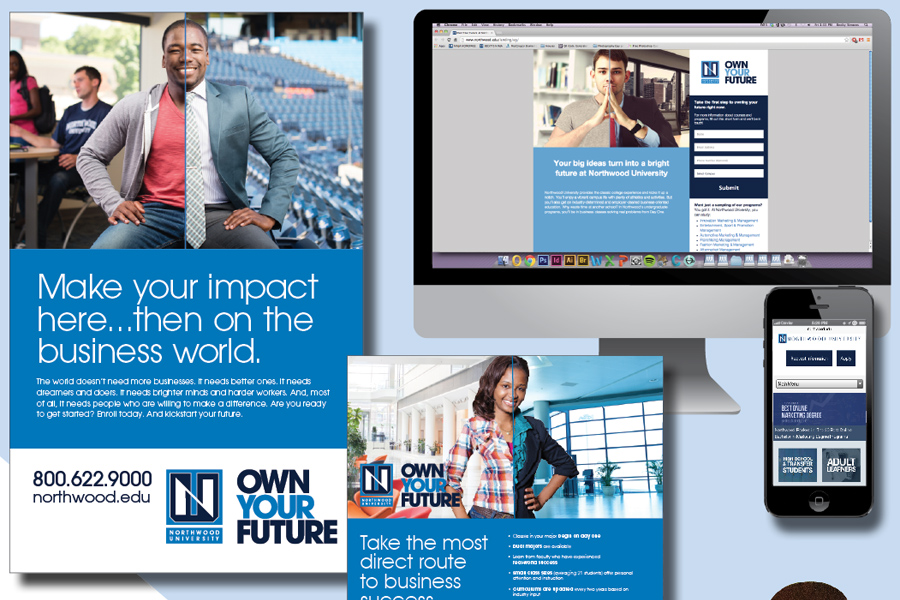 New Marketing Campaign Highlights Northwood University Value
