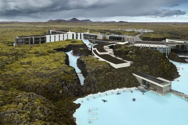 The Retreat við Bláa lónið & GeoSea sjóböð á Húsavík