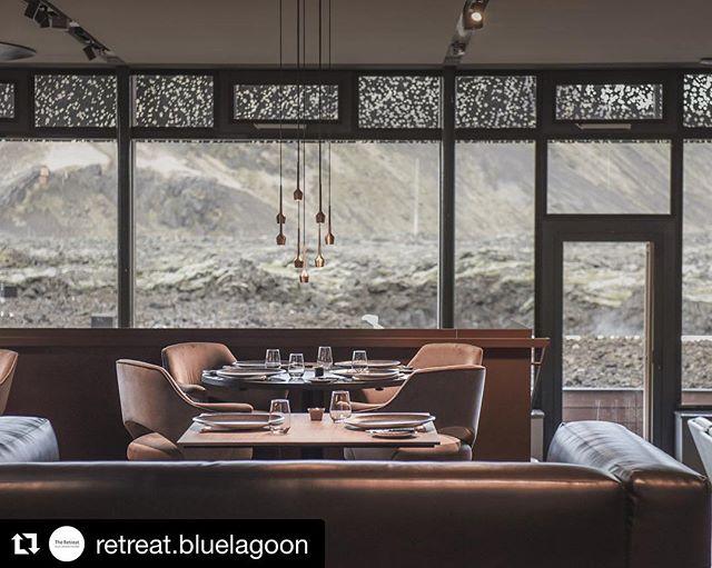 The Retreat hjá The blue lagoon er verk sem ég vann sem lýsingarhönnuður hjá @liska_lighting_design . #Repost @retreat.bluelagoon ・・・ #TheRetreatBlueLagoon #BlueLagoonIceland #Iceland #luxurytravel