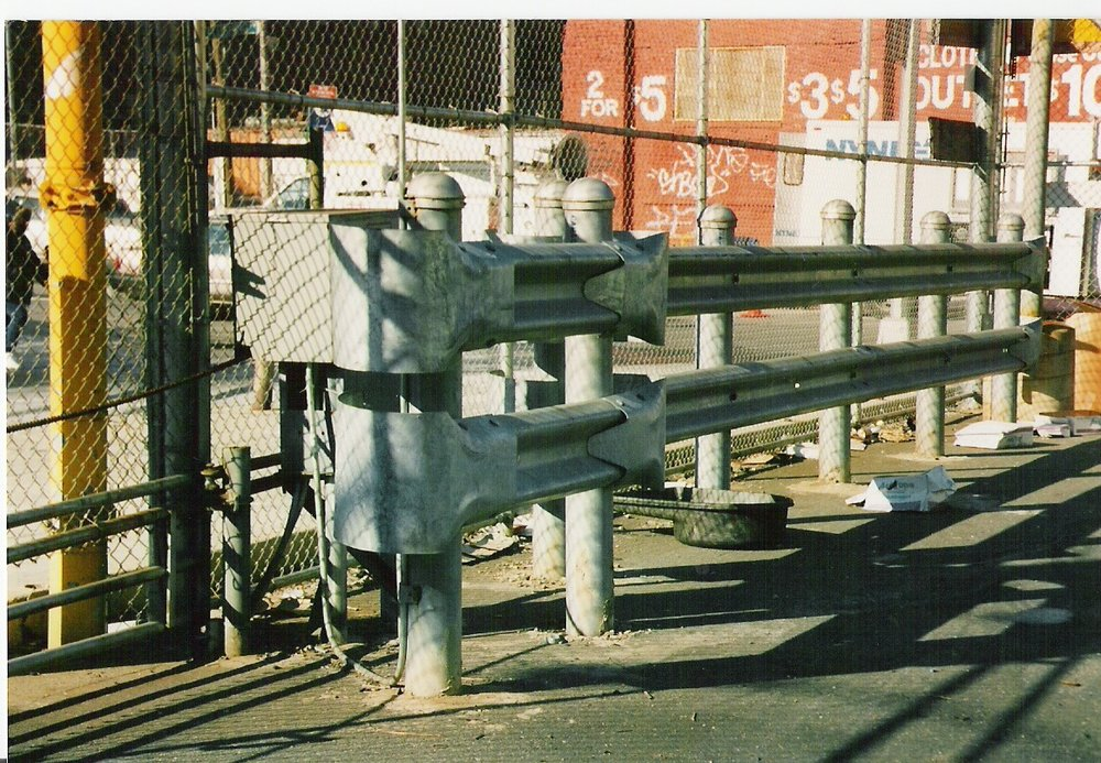 Galvanized Steel Guard Rail