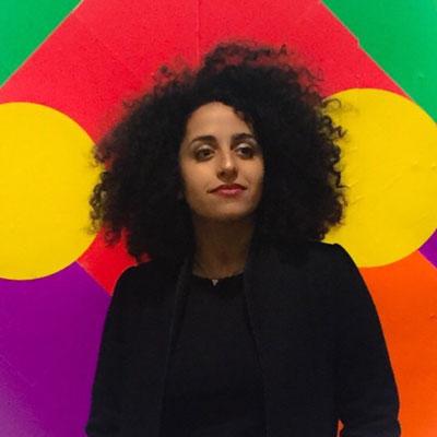TYPO Berlin - An Interview with Iranian Graphic Designer Golnar Kat Rahmani
