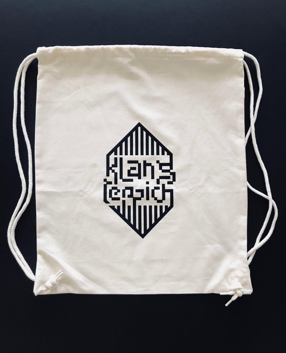 Klangteppich   Logo    Silkscreen
