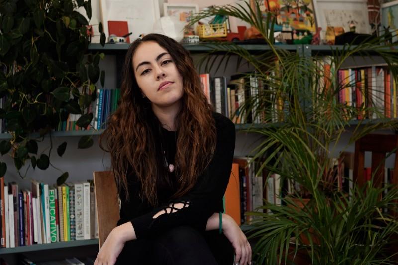 Laura Cárdenas Alvarado   Photo by German Camilo Leal