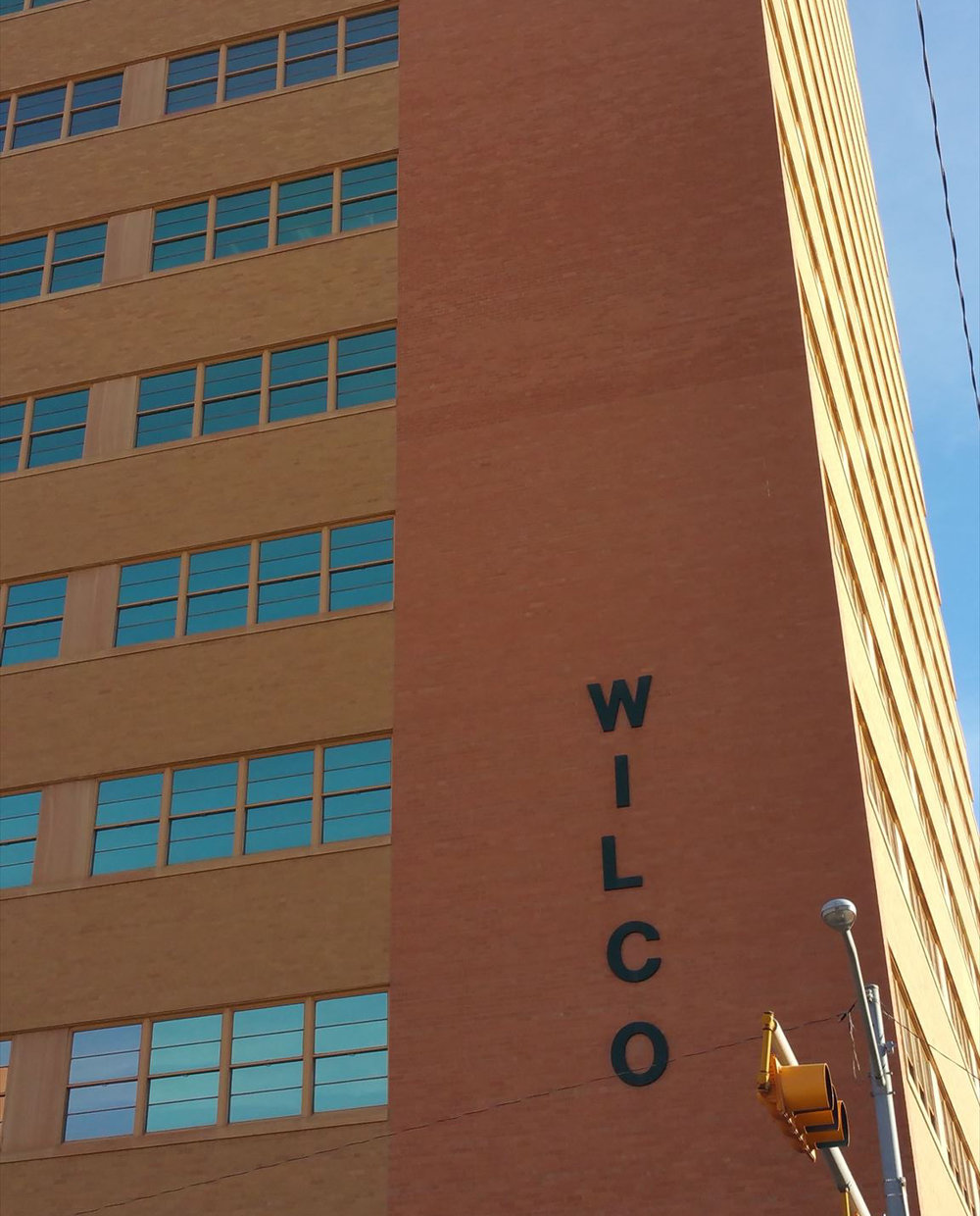 Stair Climb - Wilco Tower (Downtown Midland)September 7, 2019