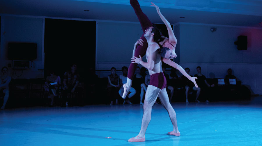 Studio Hosting - Host your clients and employees at the Alberta Ballet Studios. Come behind-the-scenes to watch a private studio rehearsal and treat your guests to a unique reception that is sure to excite and inspire.
