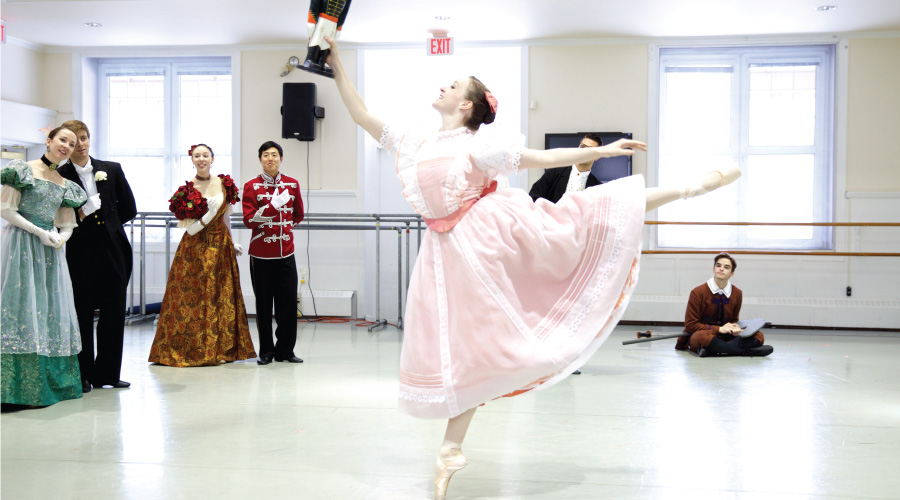 Production Fund - By supporting the Production Fund, you help support the maintenance and repair of Alberta Ballet's most beloved productions as they hit the stage again for new audiences to enjoy.Learn MoreDonate Now