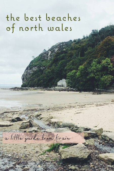 A guide to the best beaches of North Wales from Firain.com