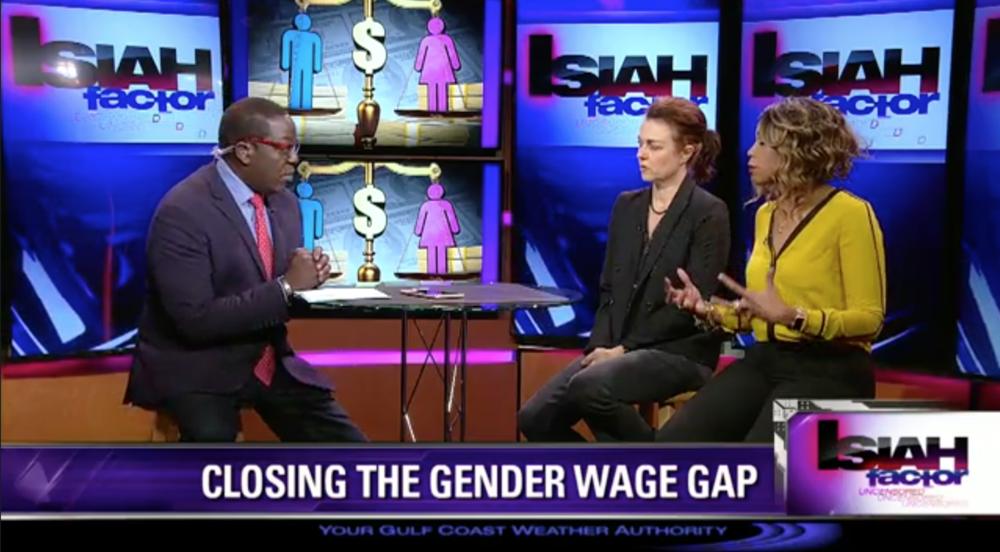 Closing the Gender Wage Gap: - April 27, 2018