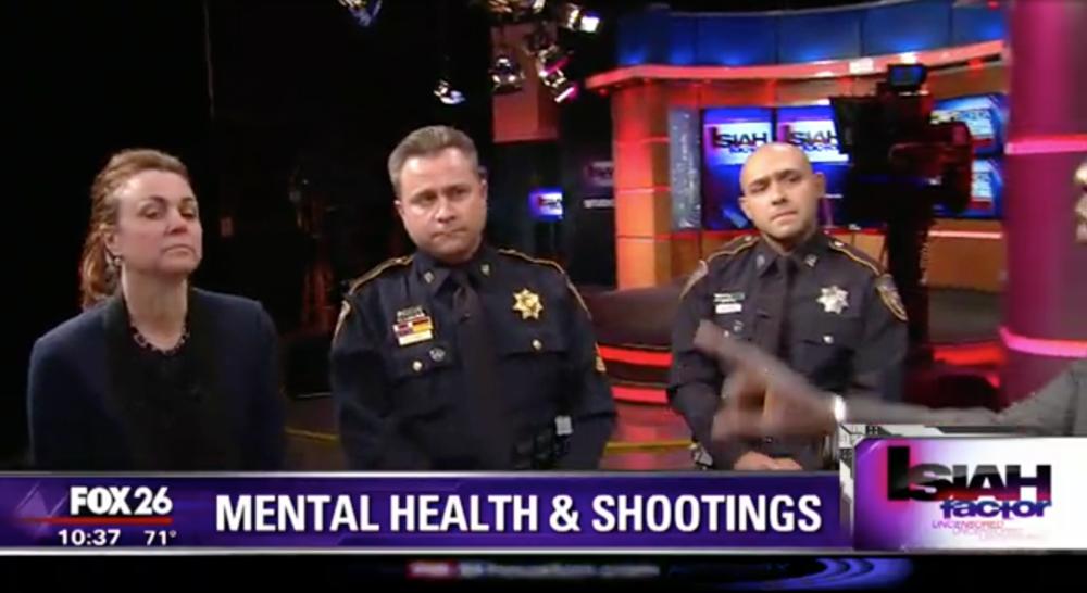 Mental Health and Shootings - February 15, 2018
