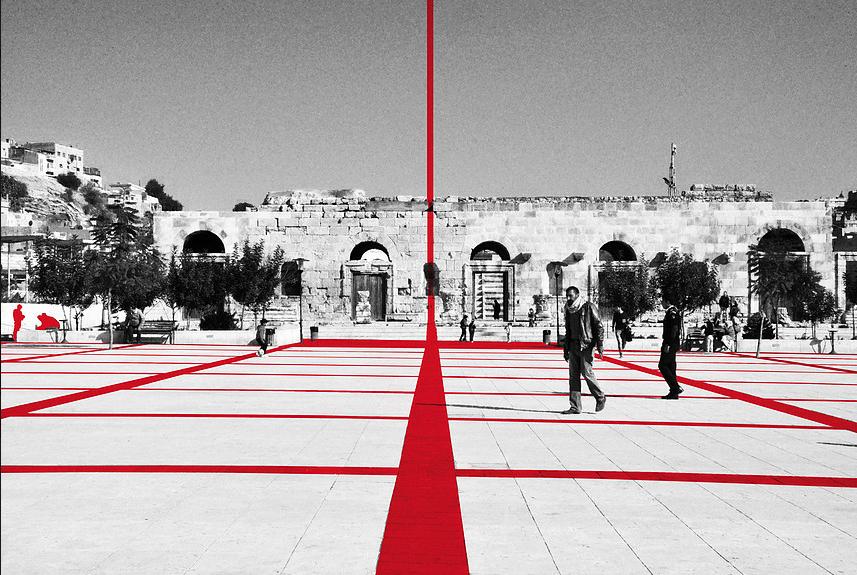 Being In Public Spatial Agency Amman Pt 1