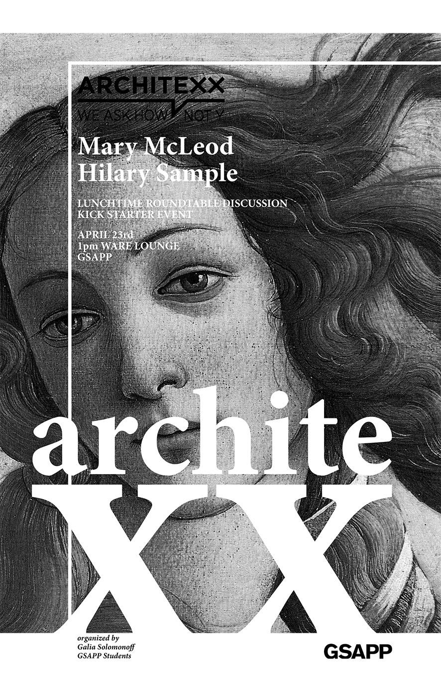 architeXX poster