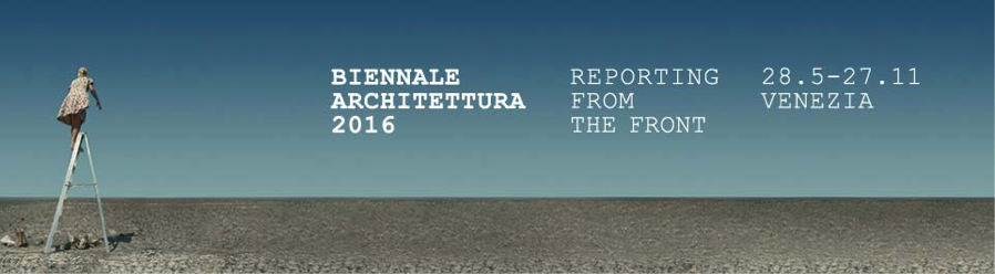 The banner image from labiennale.org